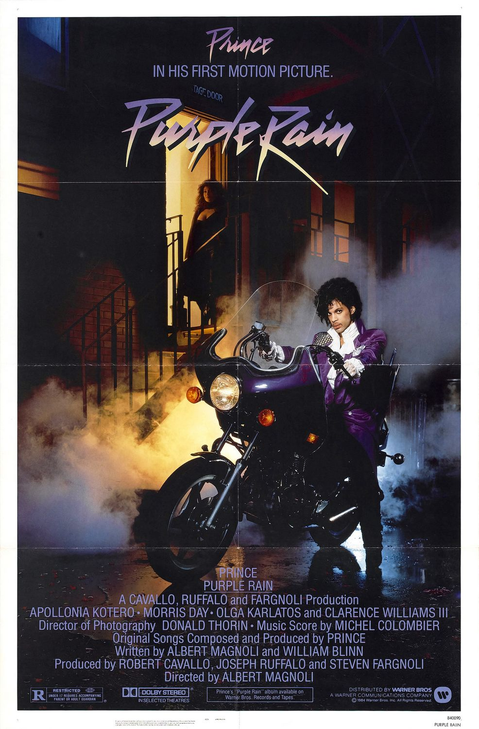 Purple Rain Review (1984) Miquiel Banks